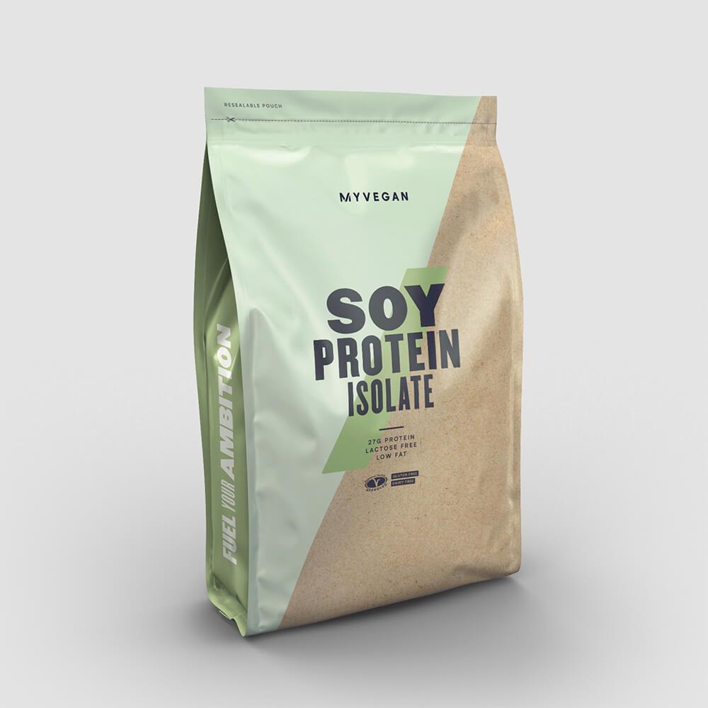 Sojos baltymų izoliatas
