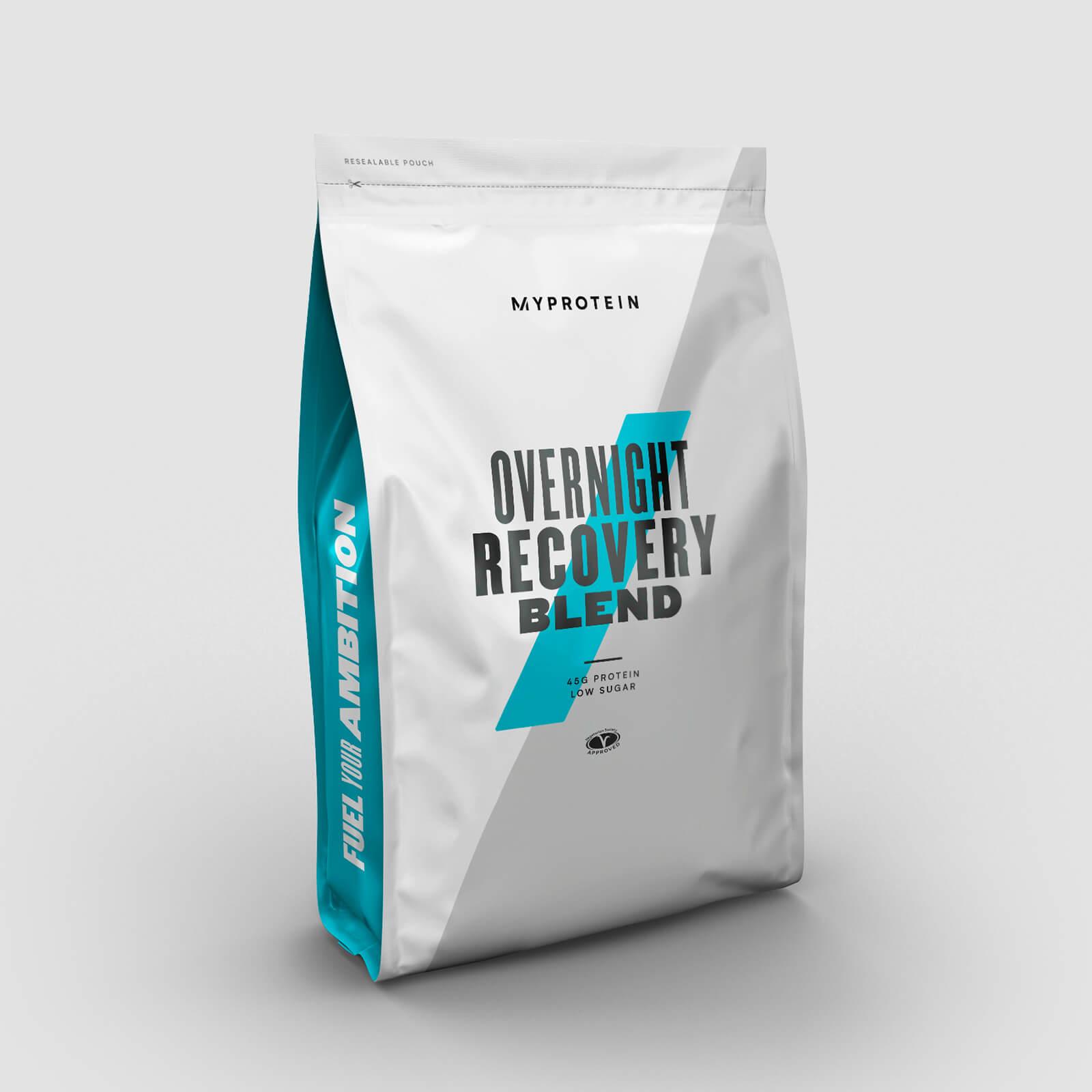 Beste overnight recovery formula