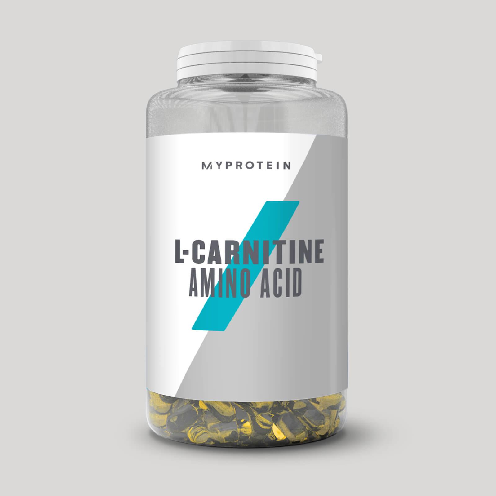 Najlepsze tabletki L-karnityny