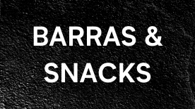 Barras & Snacks