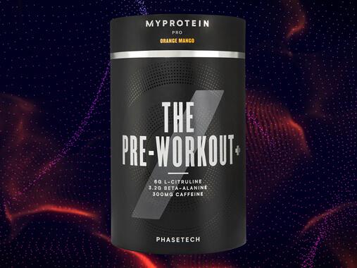 Myprotein Pro: добавки для высокой производительности
