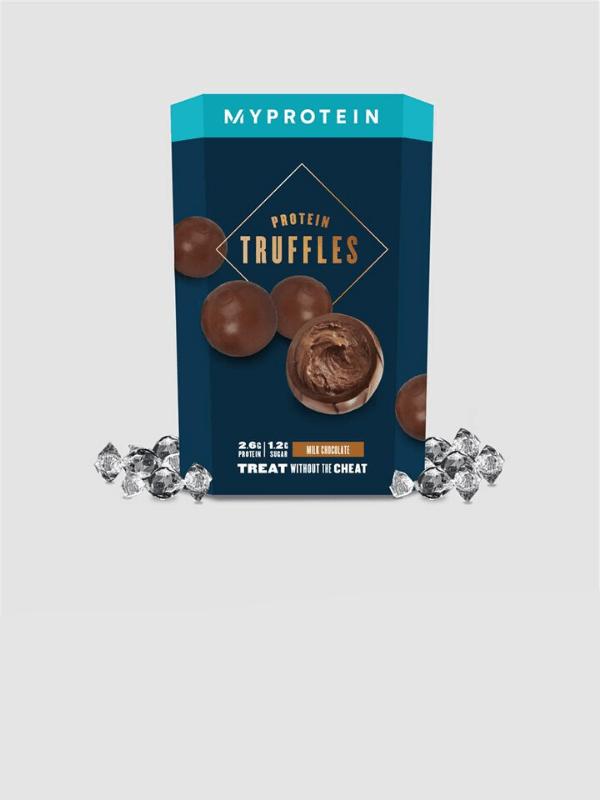 Čokoládové Proteínové Pralinky