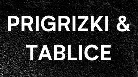 Tablice & prigrizki}
