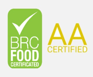 AA-ranking för Food Safety
