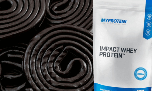 WHEY PROTEIN LAKRITS