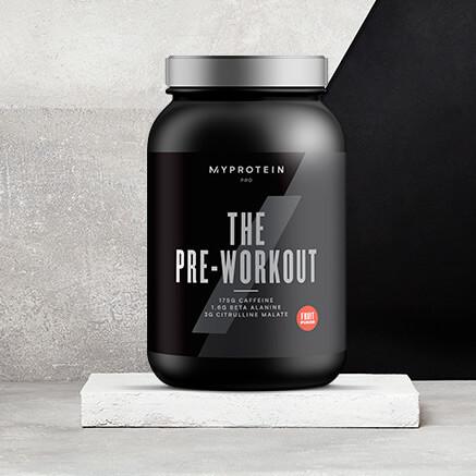 Amino och Pre-workouts
