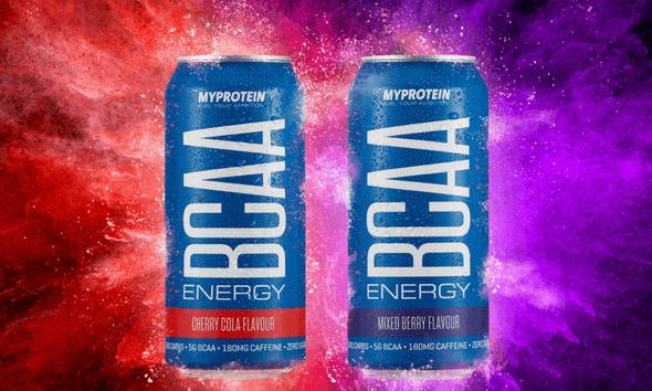 <b>BCAA ENERGY</b>