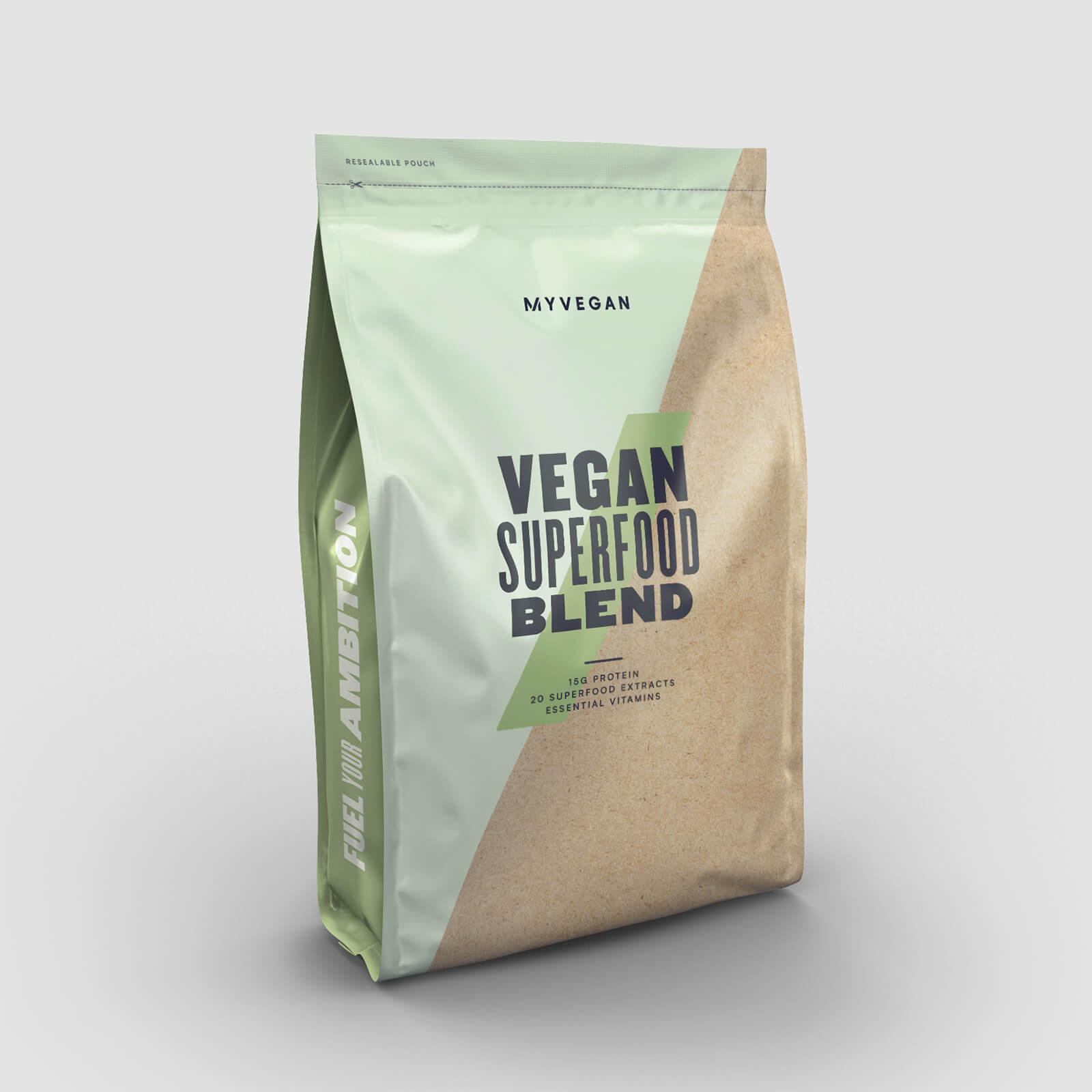 Best vegan blend
