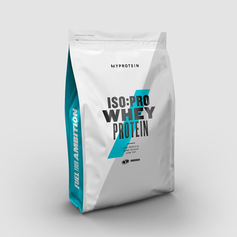 Iso: PRO  高純度分離乳清蛋白粉