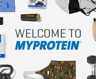 New To Myprotein?