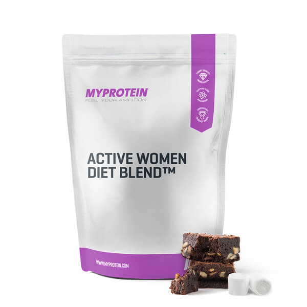 <b>Active Women Diet Blend</b>