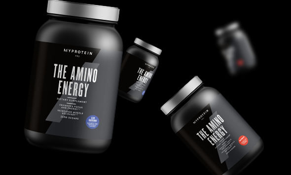 2 TUBS OF THE AMINO ENERGY FOR $28