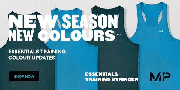 New Season, New Colours