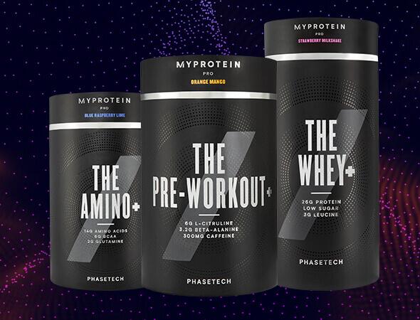 Myprotein technology