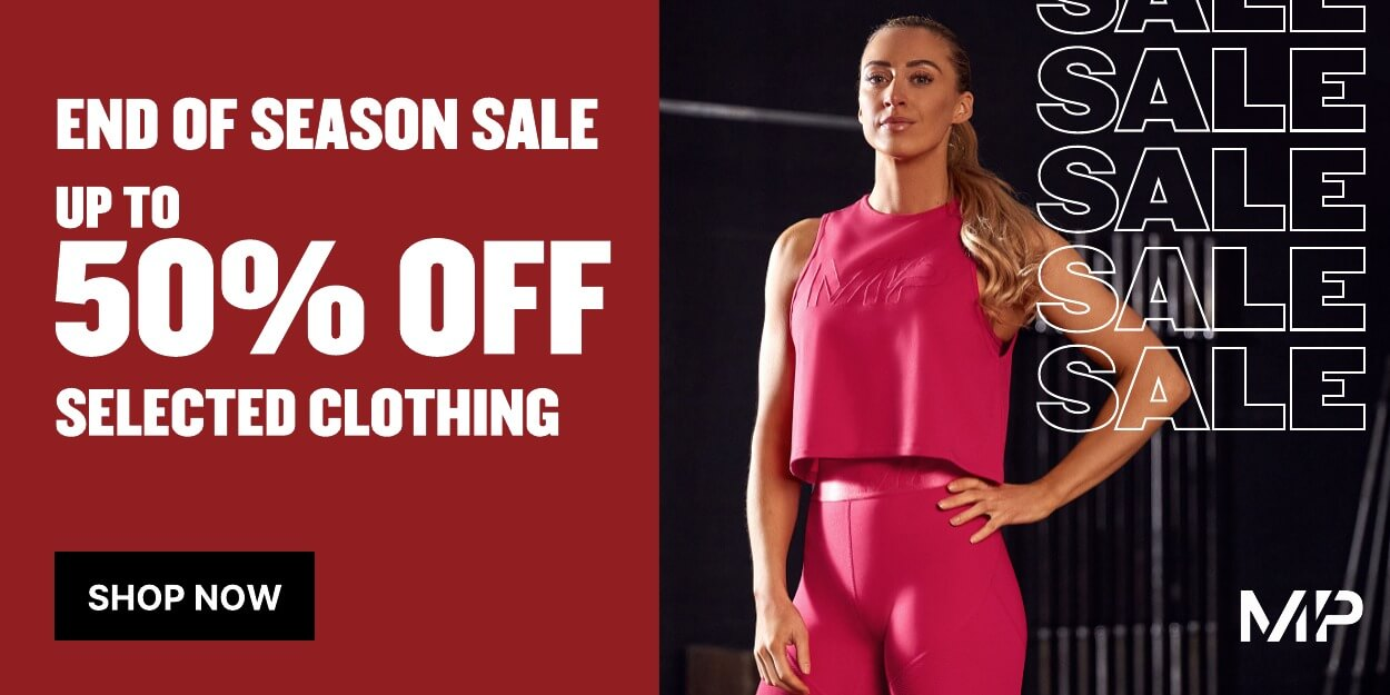 End of season sale up to 50% off