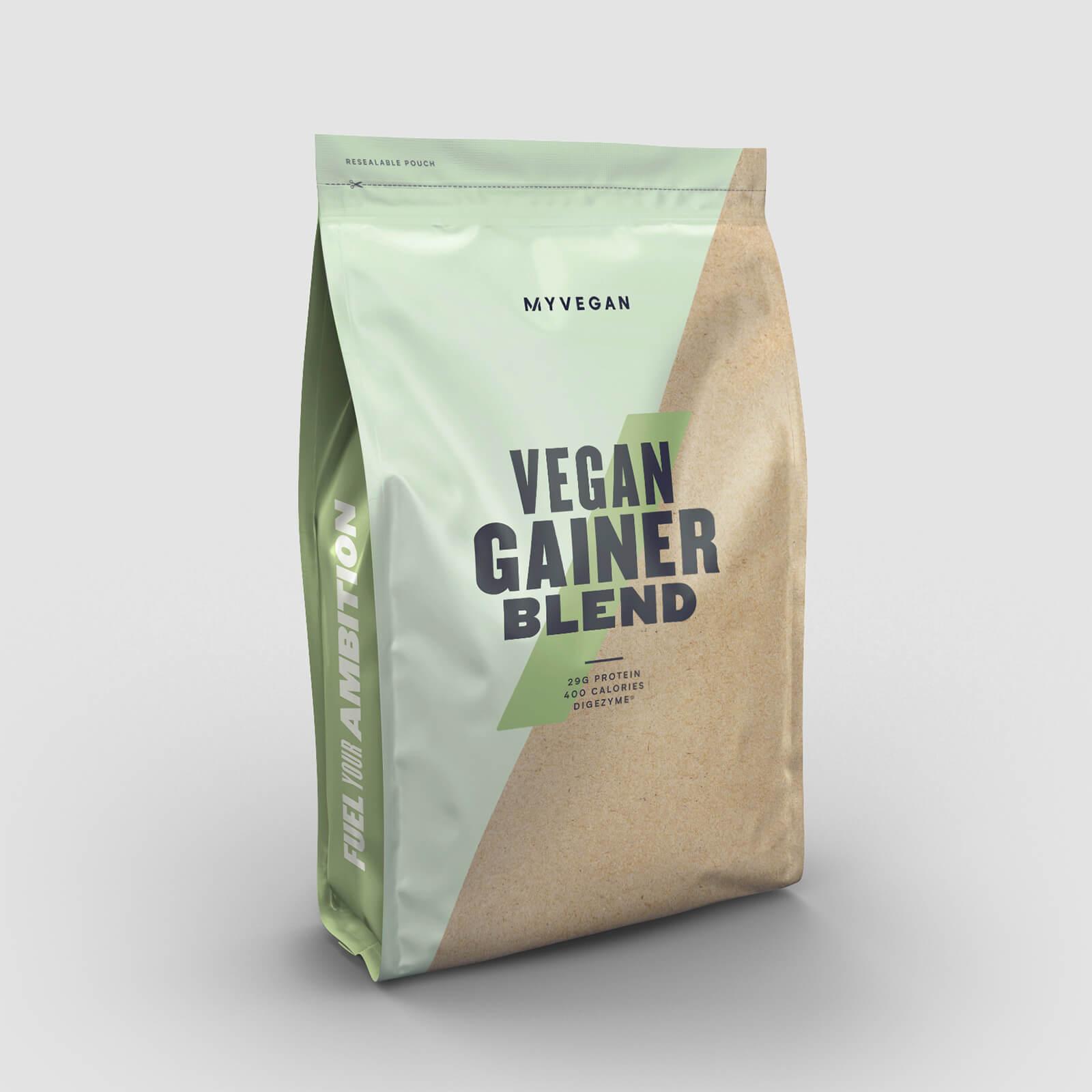 Best Vegan Gainer