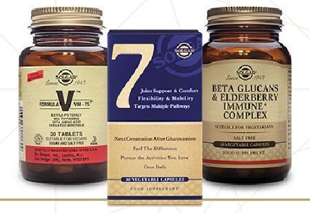Solgar | Buy Now | Vitamins & Supplements