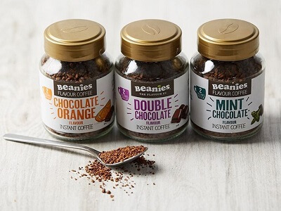 Beanies Flavoured Coffee 3 for 2