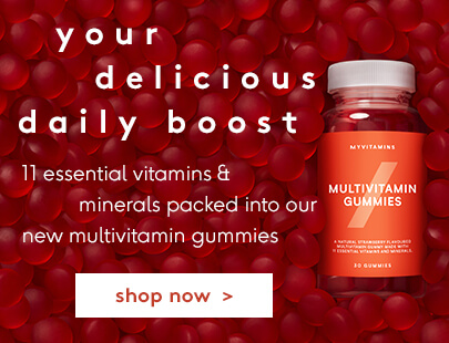 Your Daily Boost   Myvitamins