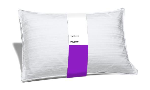 myvitamins rejuvenate pillow