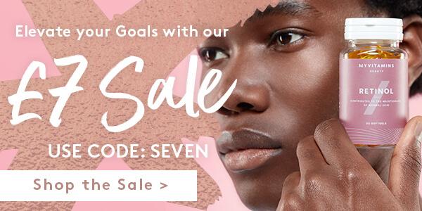 £7 Sale | Myvitamins