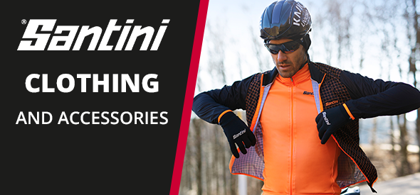 Santini Cycling Clothing