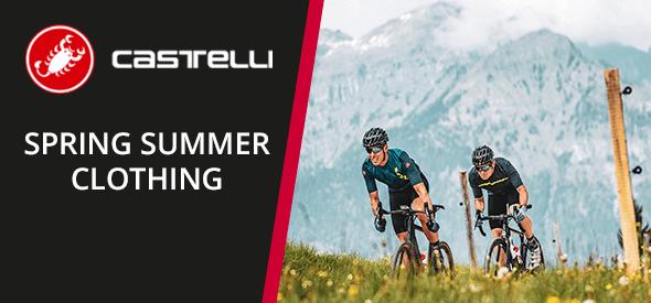 Castelli Spring Summer Clothing