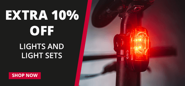 10% off Selected Lights