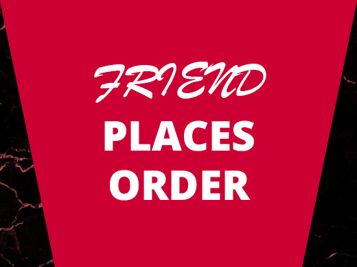 Place order