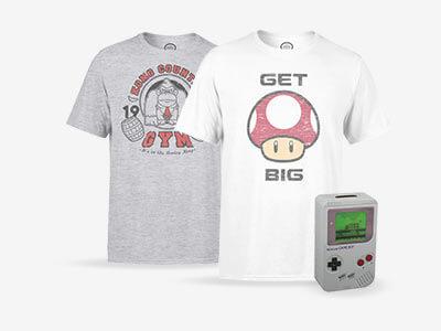 T-Shirt + Sparbüchse = 20.99€