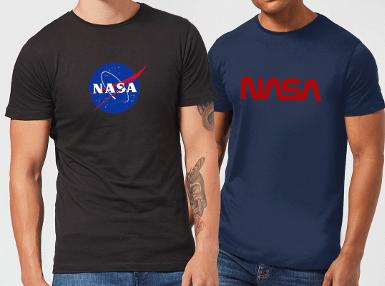 NASA T-Shirt - 10,99€