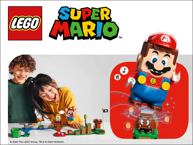 LEGO x Super Mario Vorbestellung