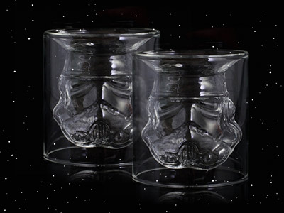 2 For £14.99 Stormtrooper Tumblers