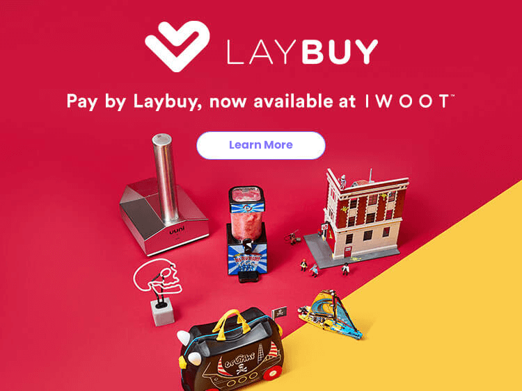 Laybuy, Now Available On IWOOT