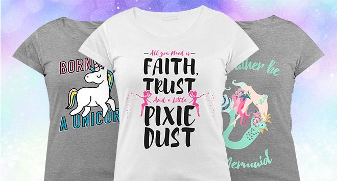 Magical T-Shirts