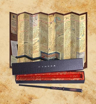 The Wand Company Kymera Magic Wand