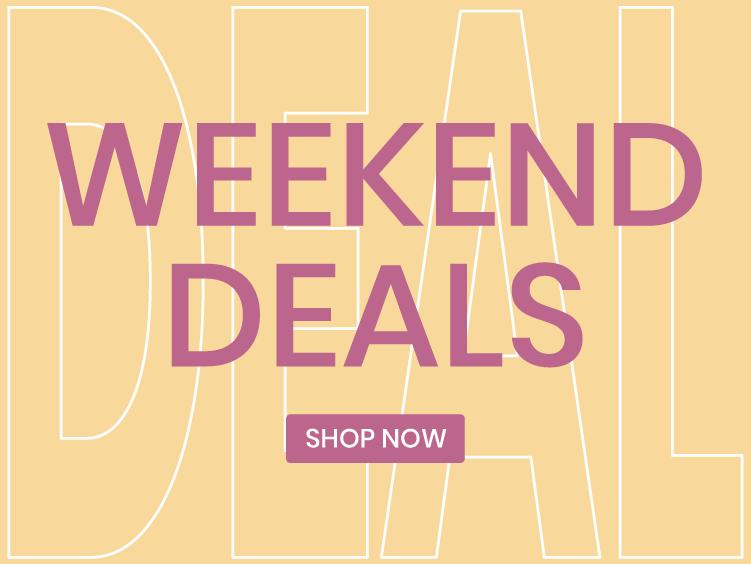 Weekend Deals Sale