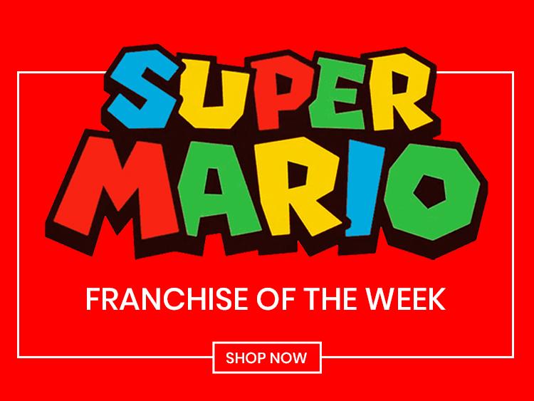 Super Mario FOTW - IWOOT UK