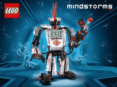 <b>乐高</b> MINDSTORMS <b><br>第三代机器人</b> (31313)