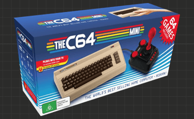 C64 Mini Retro Console<br>Only £34.99