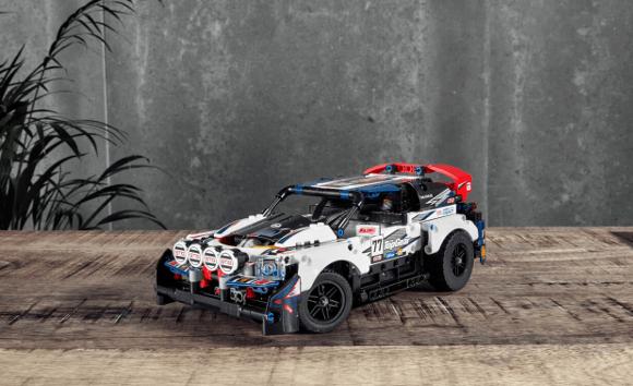 <b>乐高 科技系列</b><br>Top Gear<b>遥控拉力赛车</b> (42109)