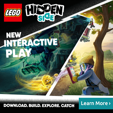 Learn More About LEGO Hidden