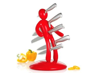 Vodoo Knife Block - £30
