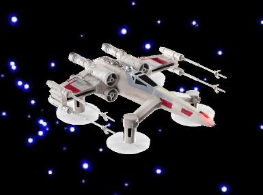 <b>星球大战系列高性能战斗机<br>三款可选</b>