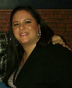 Melanie Burnell before