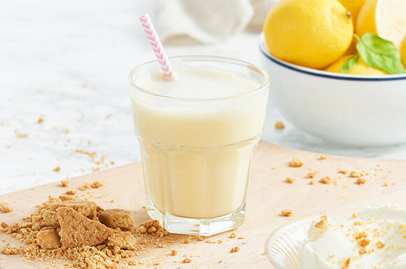 Lemon Cheesecake Shake