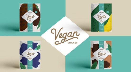 Try All 4 Flavours With Our Vegan Shake Bundle.