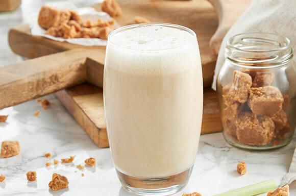 Toffee Caramel Shake