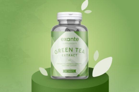 Green Tea Extract Botanical Supplement