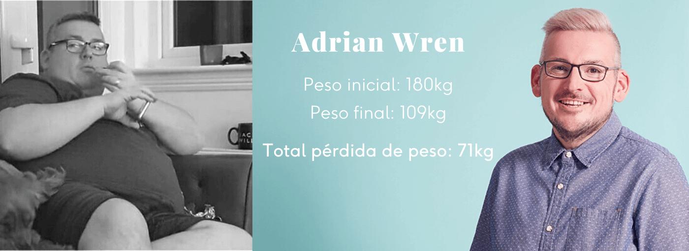 Transformación Adrian